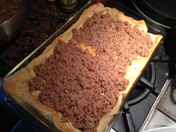 sausage bake